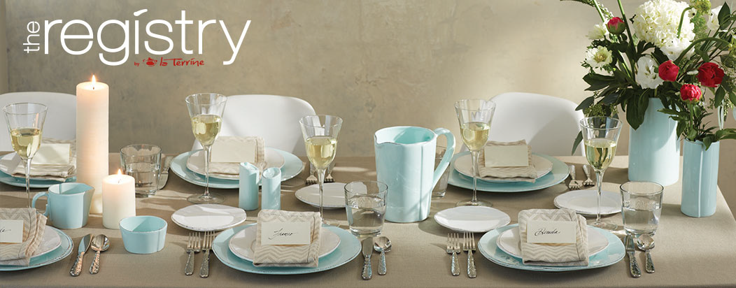 The Registry At la Terrine ... : italy dinnerware - pezcame.com