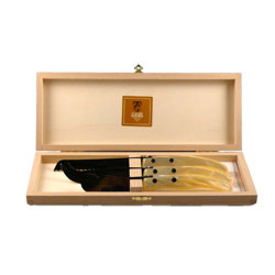 CLAUDE DOZORME CHEESE SET
