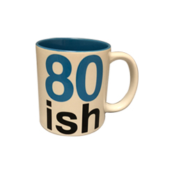 80ISH MUGS photo