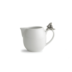 Giardino Creamer with Bee