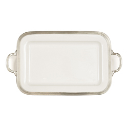 TUSCAN LG RECT TRAY photo