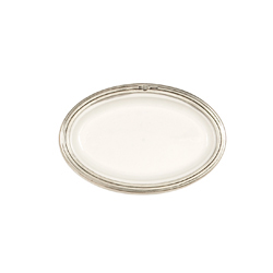 TUSCAN SM OVAL DISH photo