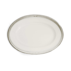 TUSCAN LARGE OVAL PLATTER photo