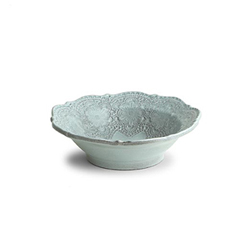 MERLETTO AQUA CEREAL BOWL