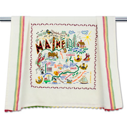 MAINE DISH TOWEL photo
