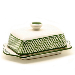 COVERED BUTTER DISH photo