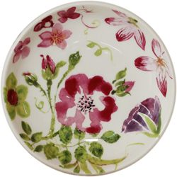 MINI DISHES MILLEFLEURS (SET OF 2)