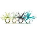 Spider Burst Napkin Rings