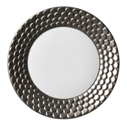 AEGEAN PLATINUM BREAD AND BUTTER PLATE photo