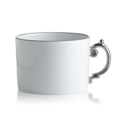 AEGEAN PLATINUM TEA CUP photo