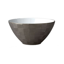 BYZANTEUM PLATINE CEREAL BOWL photo