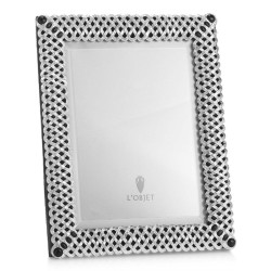 PLATINUM BRAID FRAME - 2X3 photo