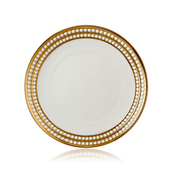 PERLEE GOLD DESSERT PLATE photo
