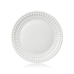 PERLEE WHITE BREAD & BUTTER PLATE photo