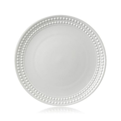 PERLEE WHITE DINNER PLATE photo