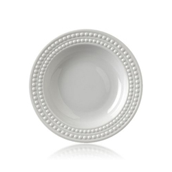 PERLEE WHITE SOUP PLATE photo