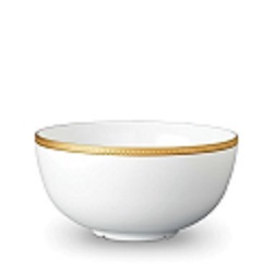 SOIE TRESSEE GOLD LARGE BOWL photo
