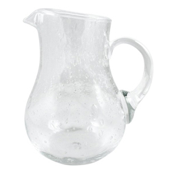 BELLINI SMALL GLASS PITCHER