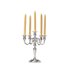 5 Flame Candelabra, Arms Only