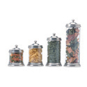 Pewter Canisters