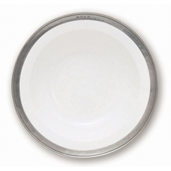 CONVIVIO ROUND SERVING BOWL, SM., WHITE photo