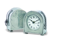 Pewter Clocks