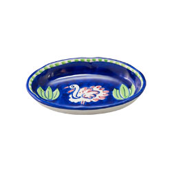 SMALL OVAL BOWL photo