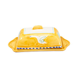 BUTTER DISH photo