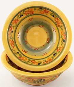 DIVERS LARGE BOWL
