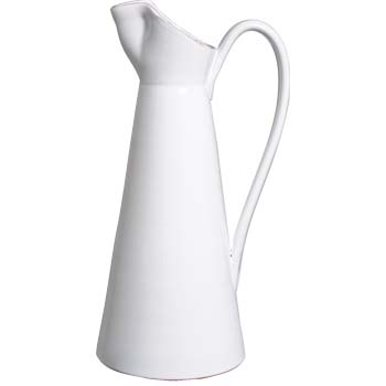 BIANCO LG TAVERN PITCHER