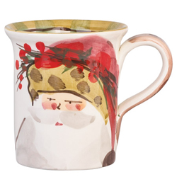 Old St. Nick Mug - Animal photo