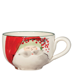 Old St. Nick Small Pitcher