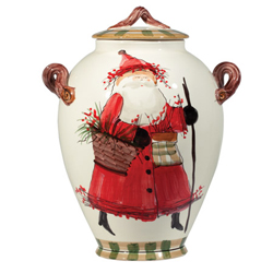 Old St. Nick Medium Canister
