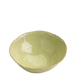 BELLEZZA CELADON MEDIUM DEEP SERVING BOWL