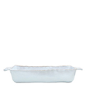 BELLEZZA SKY BLUE MEDIUM RECTANGULAR BAKING DISH