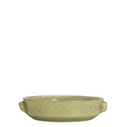 BELLEZZA CELADON MEDIUM ROUND BAKING DISH