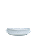 BELLEZZA SKY BLUE MEDIUM ROUND BAKING DISH