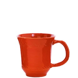 BELLEZZA TOMATO RED MUG