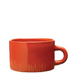 BELLEZZA TOMATO RED CAPPUCCINO CUP