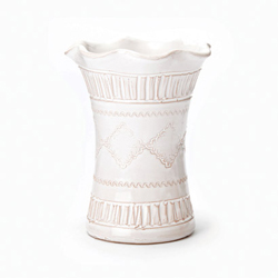 Bellezza White Small Vase
