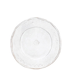 BELLEZZA WHITE DINNER PLATE