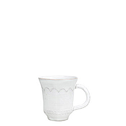 BELLEZZA WHITE MUG