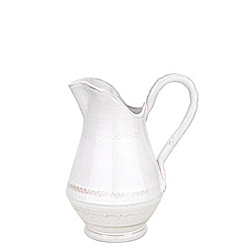 BELLEZZA WHITE SMALL PITCHER