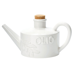 Bianco Handled Olive Oil Can