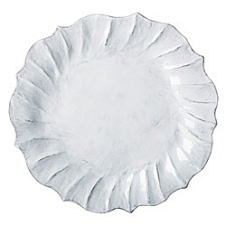 INCANTO RUFFLE DINNER PLATE
