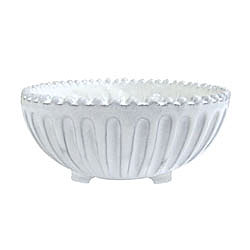 INCANTO STRIPE FOOTED BOWL