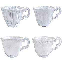 SET OF 4 INCANTO MUGS