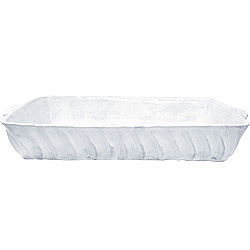 INCANTO RIDGED LG RECT BAKING DISH