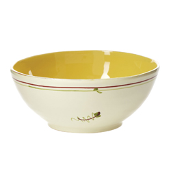 Fiori Di Bosco Small Serving Bowl