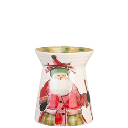 OLD ST NICK UTENSIL HOLDER photo